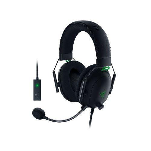 Headset gaming Razer BlackShark V2 + Micrófono USB
