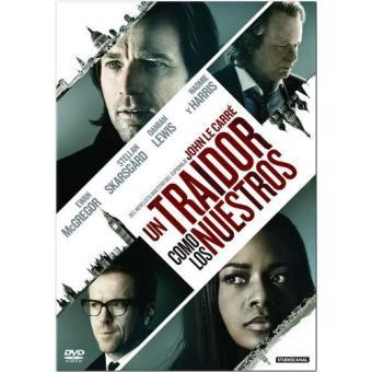 Un traidor como los nuestros - DVD