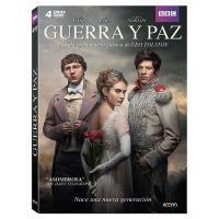 Guerra y paz (2016)  Miniserie - DVD