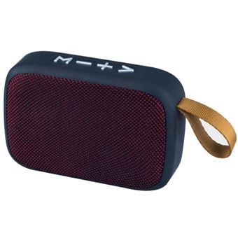 Altavoz Bluetooth Daewoo DBT-301R Rojo