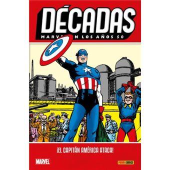 Décadas. Marvel en los años 50