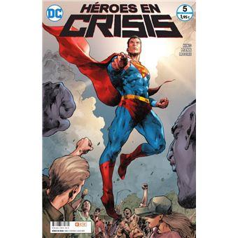 Héroes en Crisis nº 5 Grapa