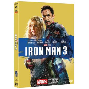 Iron Man 3 - Ed Oring - DVD