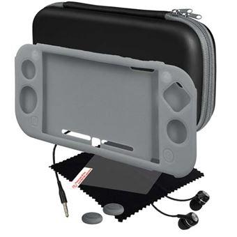 Kit Gaming Blackfire Essentials Gris para Nintendo Switch Lite
