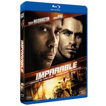 Imparable - Blu- Ray + DVD + Copia digital