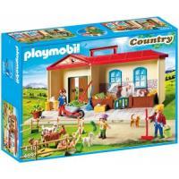 Playmobil Maletín granja con animales