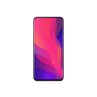 "OPPO Find X 6,4"" 256GB Rojo Burdeos (Producto Reacondicionado)"