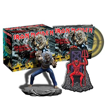 The Number of the Beast - CD + figura