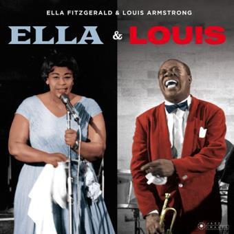 Ella & Louis - Vinilo