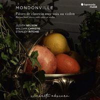 Mondonville: Pièces De Clavecin Avec Voix et Cordes