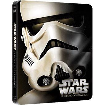 Star Wars V: El Imperio Contraataca - Steelbook Blu-Ray