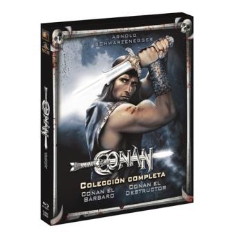 Pack Conan - Conan, el bárbaro + Conan, el destructor - Blu-Ray