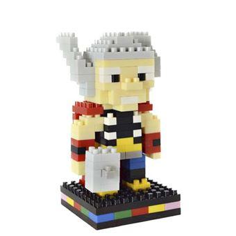Puzzle 3D Pixo Marvel Los Vengadores - Thor
