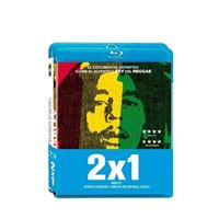 Pack Marley + George Harrison: Living in the Material World V.O.S. - Blu-Ray