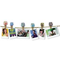 Clips Fujifilm para Instax Mini o Wide