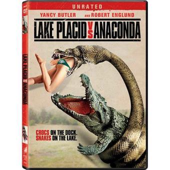 Mandibulas contra anaconda - DVD