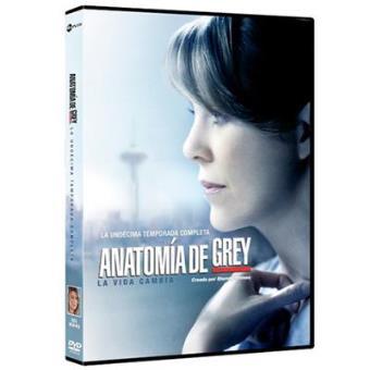 Anatomía de Grey  Temporada 11 - DVD