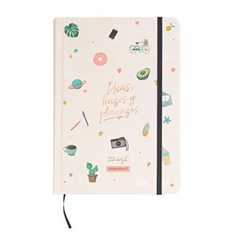 Mr Wonderful Agenda Bullet – Ideas, trazos y planos