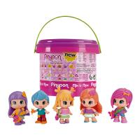 Pinypon Cubo Mix is Max con 5 figuras