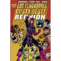 Los Vengadores 4. Costa Oeste: Reunión. Marvel Gold