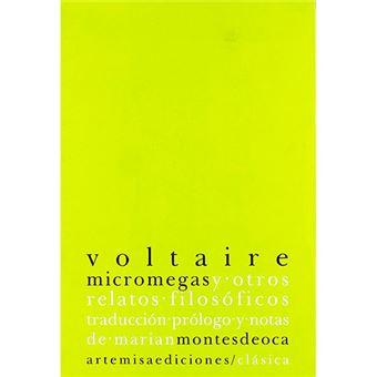 Micromegas y otros relatos filosóficos
