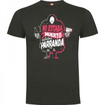 Camiseta Parranda Juego de Tronos S