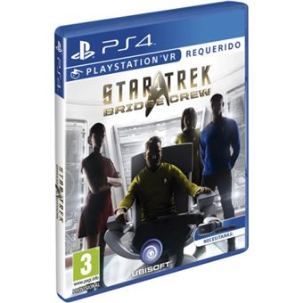 Star Trek: Bridge Crew PS4 VR