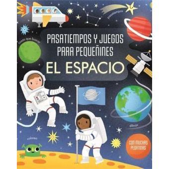 Libro de actividades del espacio