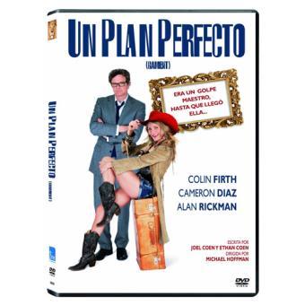 Un plan perfecto - DVD