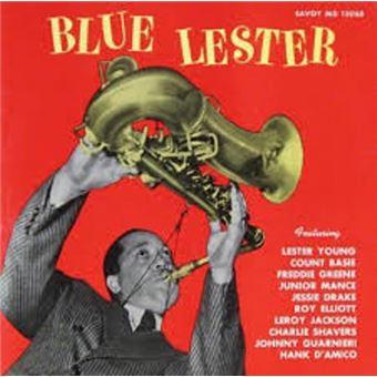 Blue lester