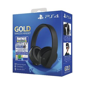 Auriculares Gaming Gold + Fornite Voucher 2019