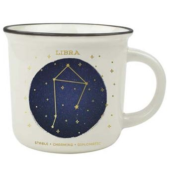 Taza Legami Count your Lucky - Libra