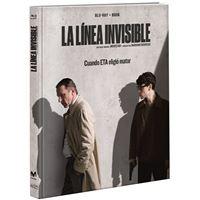 La Línea Invisible Miniserie Completa - Blu-ray + Libro