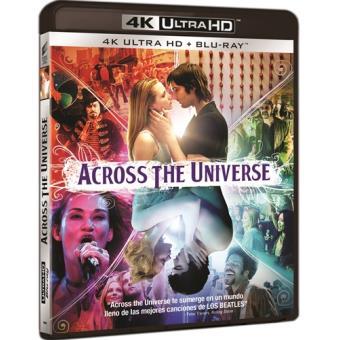 Across The Universe - UHD + Blu-Ray