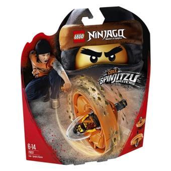 LEGO Ninjago - Cole: Maestro del Spinjitzu