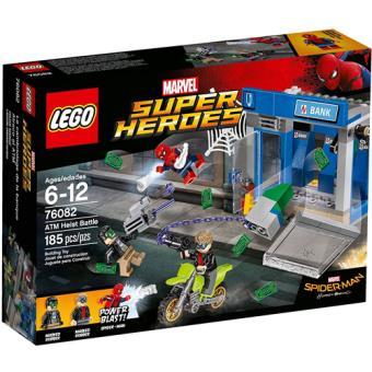 LEGO Marvel Super Heroes - Atraco al cajero automático