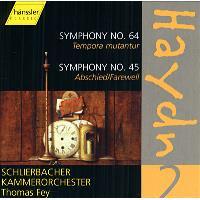 Sinfonía 45 y 64