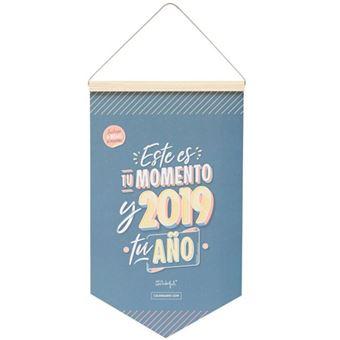 Mr Wonderful Calendario De Pared 2019 Este Es Tu Momento Mr