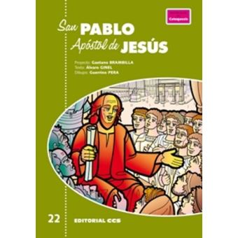 San pablo, apóstol de jesús