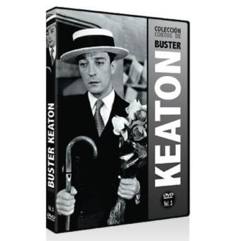 Buster Keaton: Colección cortos (Volumen 3) - DVD