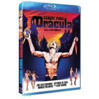 Sangre para Drácula - Blu-Ray