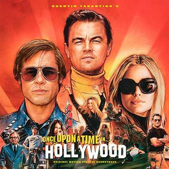 Once Upon A Time in Hollywood B.S.O. - 2 vinilos