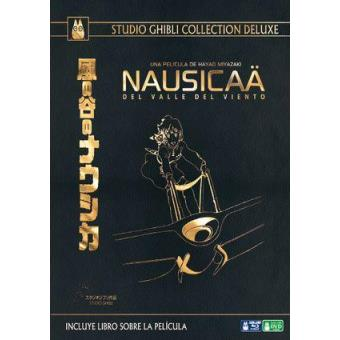 Nausicaa del valle del viento - Blu-Ray + DVD + Libreto