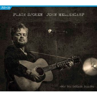 Plain Spoken - From the Chicago Theatre - CD + Blu-Ray
