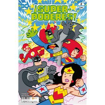 ¡Superpoderes! 2