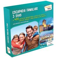Caja Regalo Kiddy's box - Escapada Familiar 3 Días