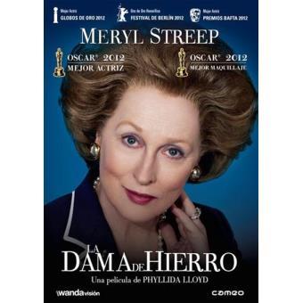 La dama de hierro - DVD