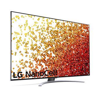 TV LED 75'' LG NanoCell 75NANO926PB 4K UHD HDR Smart TV Full Array Plata