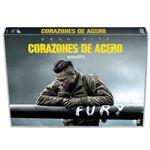 Corazones de Acero (Fury) - DVD Ed Horizontal