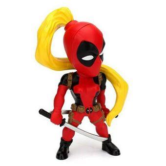 Figura de metal Marvel Lady Deadpool 10 cm